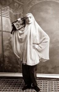 Shadi Ghadirian, fotografa, Teheran